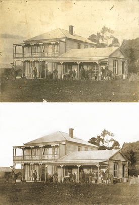 Photo Restoration Homestead
