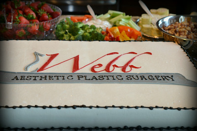 Webb Aesthetic Plastic Surgery Grand Opening