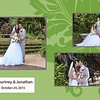 Courtney & Jonathan Affinity 8x10 Portrait Spread - 17-18 w wed date white box