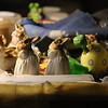 Family-owned-company, Wee Forest Folk, makes miniatures in Carlisle.  Miniatures in process. (SUN/Julia Malakie)