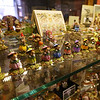 Family-owned-company, Wee Forest Folk, makes miniatures in Carlisle. Display case full of characters. (SUN/Julia Malakie)