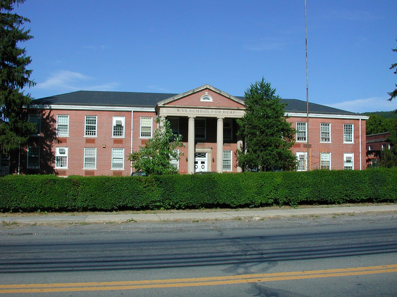Romney School for the Deaf.