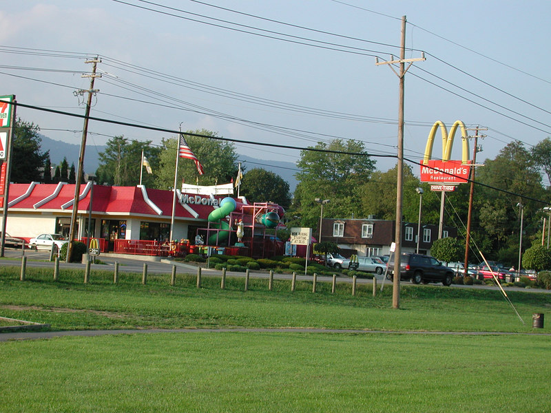 Keyser, West Va Mc Donalds