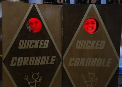 Wicked Cornhole in Tewksbury 011217
