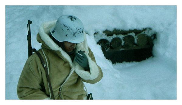 Winter snow 2010