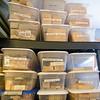 Soap inventory from Pat Stewart of Surfing Goat Soap in Ashburnham. SENTINEL & ENTERPRISE/ Ashley Green