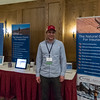 John at WRMC Exhibit Booth