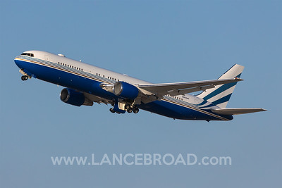 Las Vegas Sands 767-300ER - N804MS - LAX