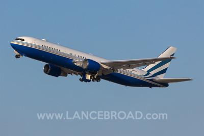 Las Vegas Sands 767-300ER - N804MS - LAX