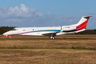 Adani ERJ 135BJ Legacy 650 - VT-AML - BNE