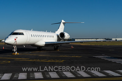 Qatar Executive Global Express XRS - A7-CEF - BNE