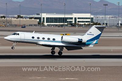 GHTD Aviation - Gulfstream 3 - LAS