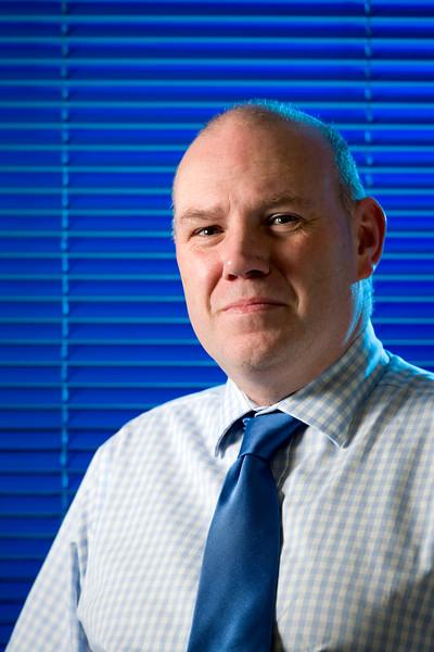 Mark Saxon CEO