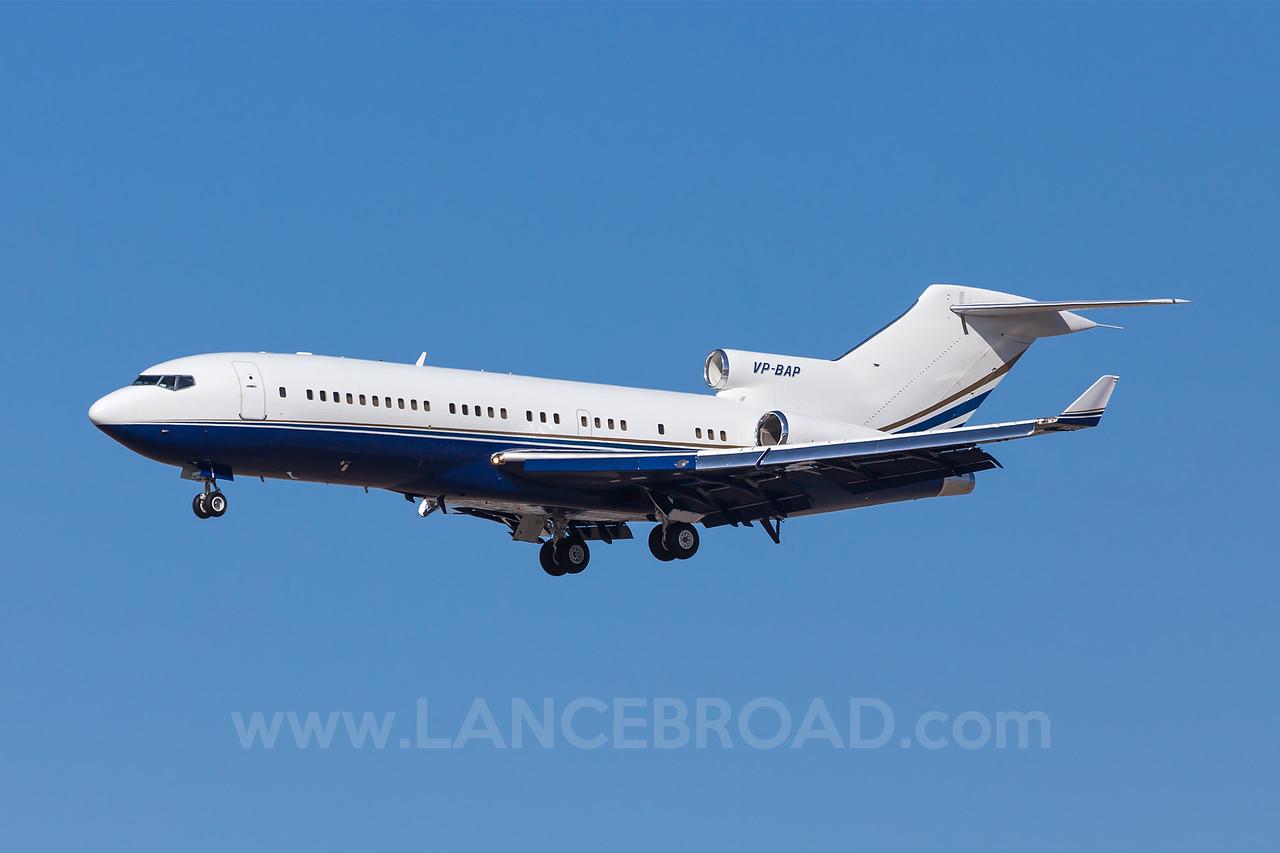 Malibu Consulting Corp 727-21 - VP-BAP - LAX