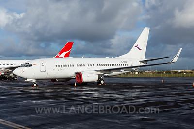 Deer Jet 737-700BBJ -  B-5266 - BNE