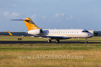 Executive Aviation Taiwan Bombardier Global 5000 - B-98888 - BNE