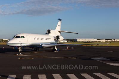 Stork Ltd Dassault Falcon-7X - VP-BZE -BNE