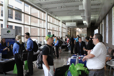 Business Center-Career Fair 2015