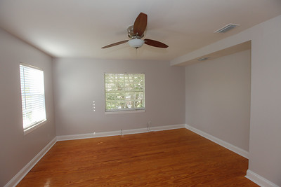 Unit #3 Bedroom #3 (or could be used as an entertainment or living room)