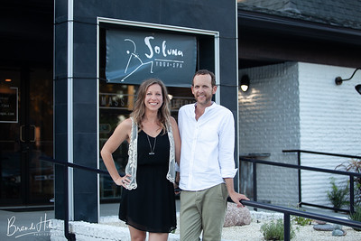Soluna Yoga & Spa Grand Opening