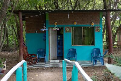 El Bosque Comedor Restaurant, Popoyo Nicaragua