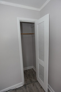 Unit #1 Bedroom Closet