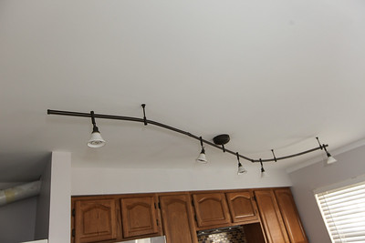 Unit #2 Kitchen Lighting Fixture