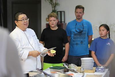 Blue Bamboo Cooking Class