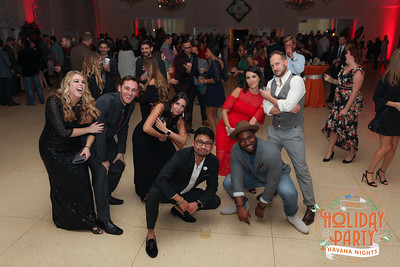 SS & C Advent 2018 Holiday Party