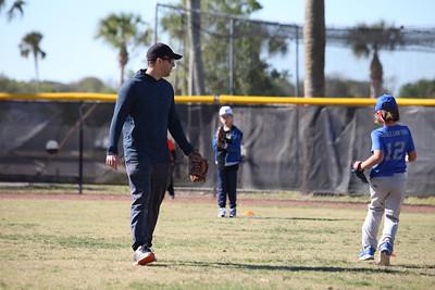Iron Diamond Sports' Baseball Camp, Spring 2018