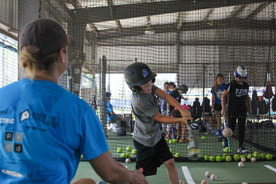 Iron Diamond Baseball Camp