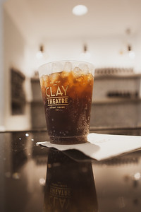 Clay Theatre's Grand Opening