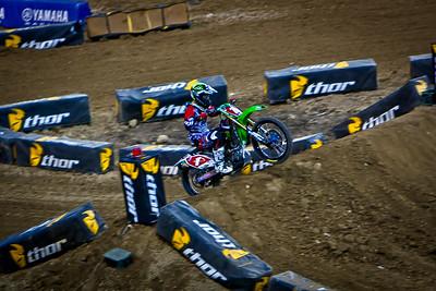 Monster Energy AMA Supercross 2012
