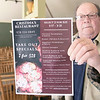 Cristina's Restaurant was getting ready for take out orders on Wednesday afternoon. Owner David Valeri holds up a flier showing off their 2 for $25 deal during this coronavirus emergency.  SENTINEL & ENTERPRISE/JOHN LOVE