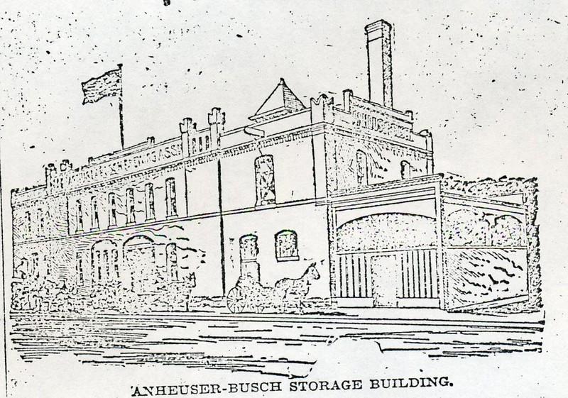 Anheuser-Busch Storage Building (4273)