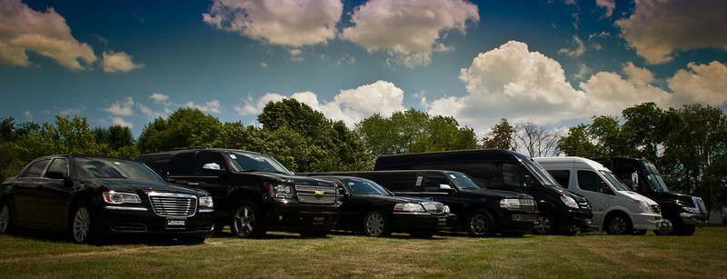 Group Limo Shots - Website Promo Use