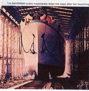 N.S. Savannah Visitor Brochure IV (4322)