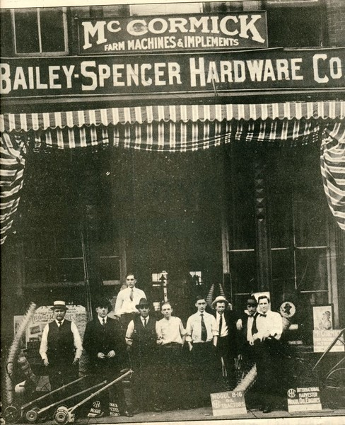 Bailey-Spencer Hardware (4350)