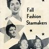 Baldwin's Fall Fashion Starmakers Show Program ( 4351)