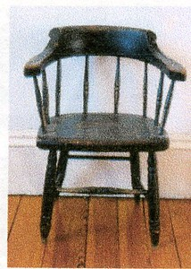 Windsor Captain's Chair (4597)