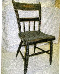 Hardy Side Chair  II  (4599)