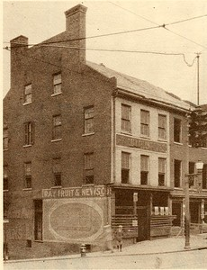 Last Fleet Drugstore Site at Seventh and Main Streets. (4547)