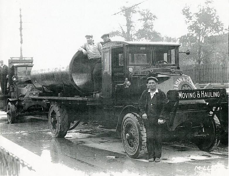 Calahan & Company Moving and Hauling (4418)