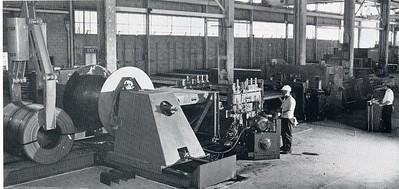 Carolina Steel Advertisement I (4422)