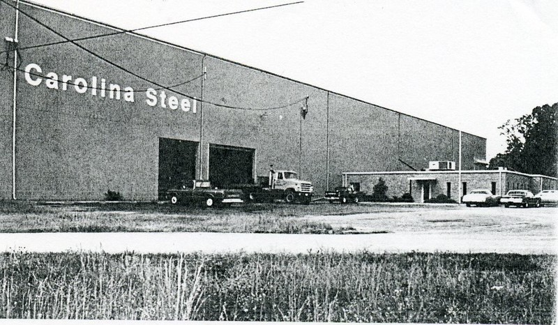 Carolina Steel Building (4421)