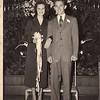 Chas. E. Burg Florist/Happy Couple (06450)