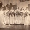 Chas. E. Burg Florist/Bride & Bridesmaids (06452)