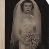 Chas. E. Burg Florist/Bride,Dress and Bouquet (06428)