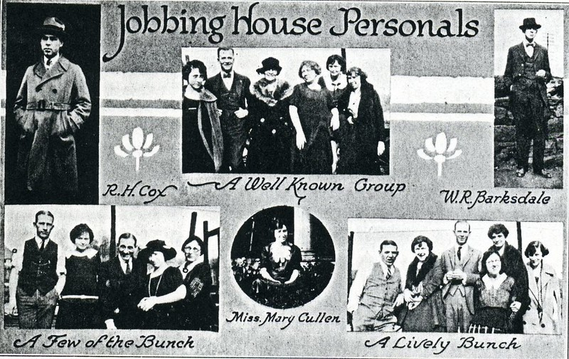 Jobbing House Personnel  (4454)