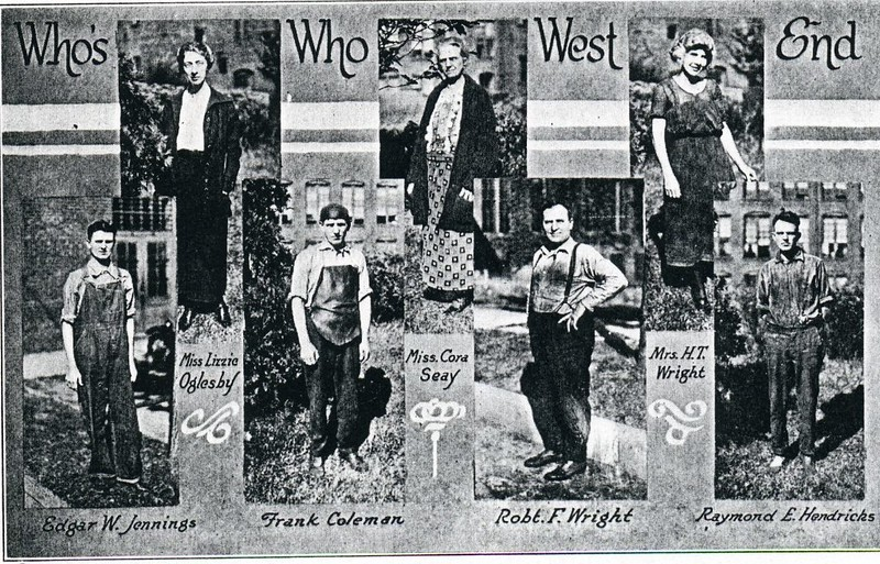 """""""Who's Who"""" at the Craddock Terry West End Plant (4446)"""